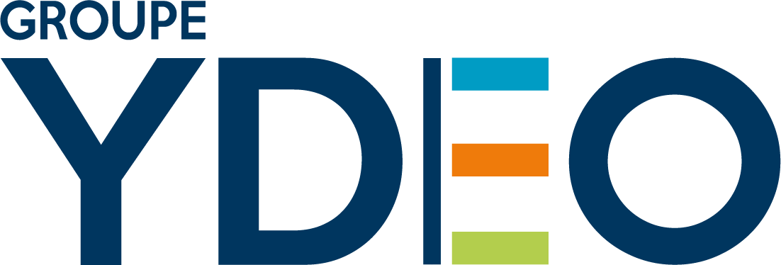 Logo groupe YDEO