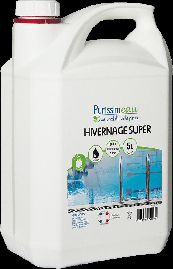 Hivernage super hydrapro - Anti algues piscine sulfate de cuivre ...
